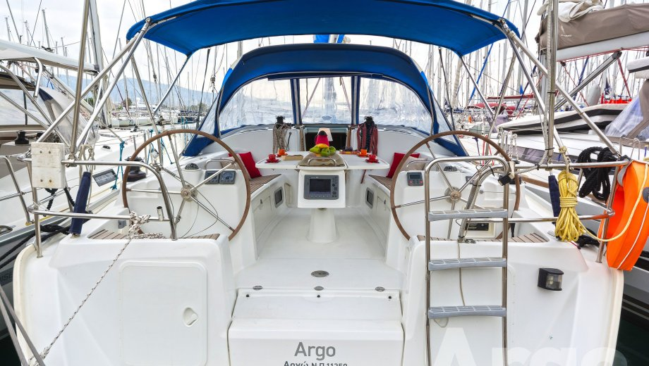 "Cyclades 43.4 in Athen ""Argo"""