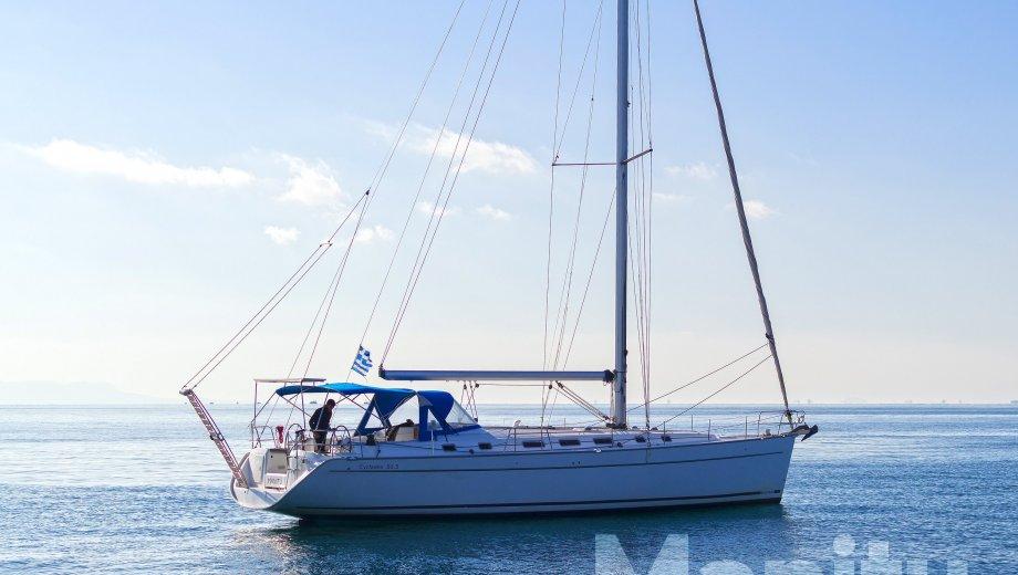"Cyclades 50.5 in Athen ""Manitu"""