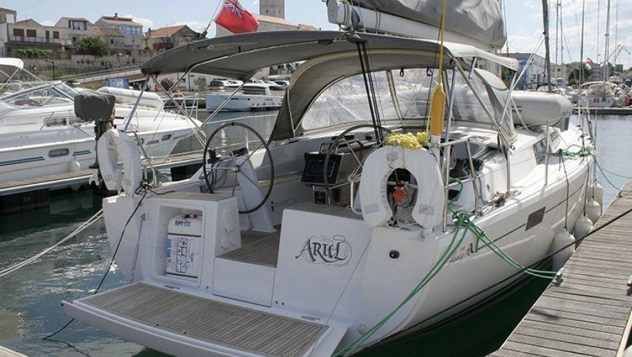 """Hanse 385 in Šibenik """"Ariel"""""""