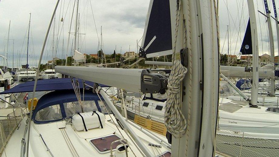"Bavaria 46 cruiser in Šibenik ""Cvita"""