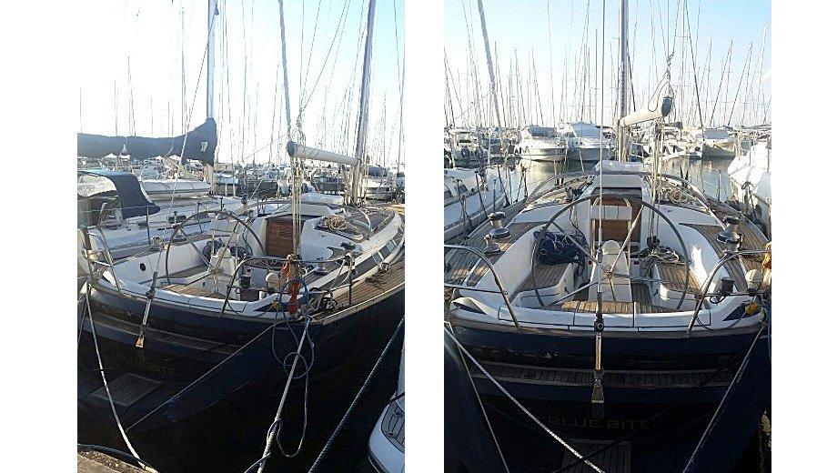 """Grand Soleil 43 in Punta Ala """"Blue Bite"""""""
