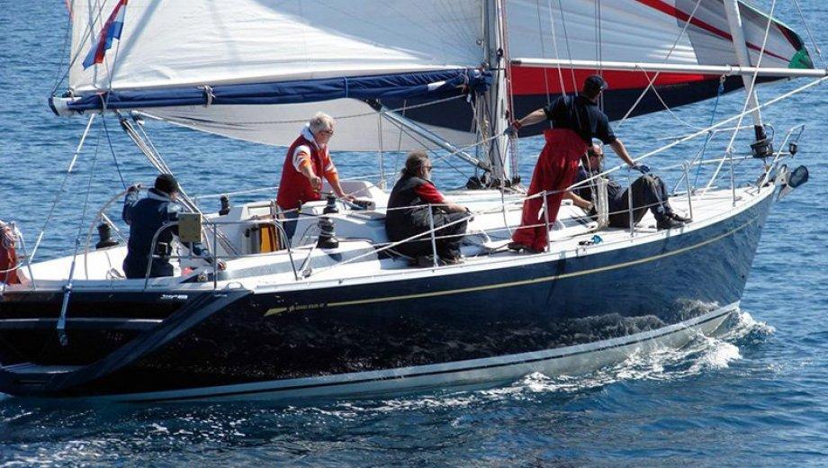 """Grand Soleil 43 in Šibenik """"Skalice"""""""