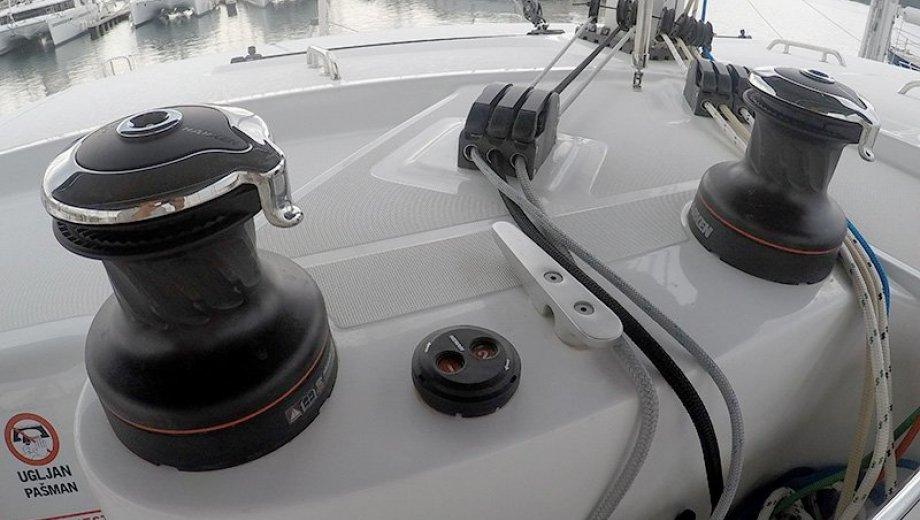 """Lagoon 42 in Šibenik """"Aymeline"""""""