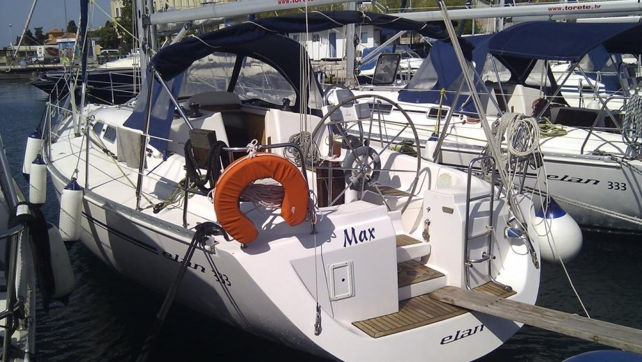 "Elan 333 in Zadar ""Max"""