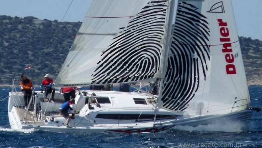 "Dehler 38 in Kaštela ""Blue Chip"""