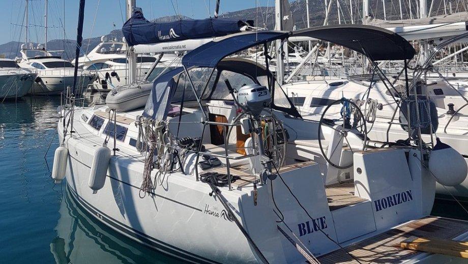 "Bavaria cruiser 40 in Fethiye ""Mayla"""