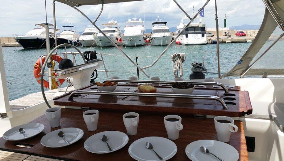 """Bavaria cruiser 56 in Palma """"Maximum"""""""