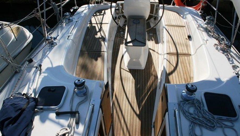 """Bavaria 38 cruiser in Trogir """"Zweigelt"""""""