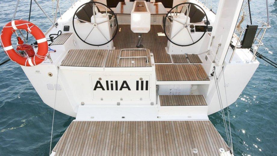 "Dufour 460/4 in Primosten ""Alilia III"""