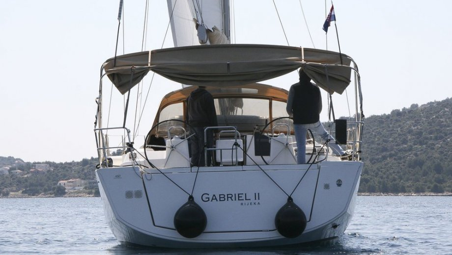 """Dufour 460/4 in Primosten """"Gabriel II"""""""
