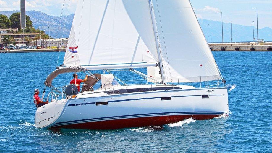 "Bavaria cruiser 37 in Split ""Merara"""