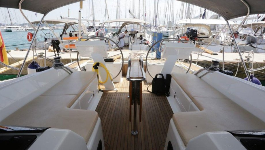 "Hanse 455 in Split ""Euphoria"""