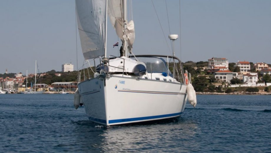 "Cyclades 43.3 in Pula ""Fame"""