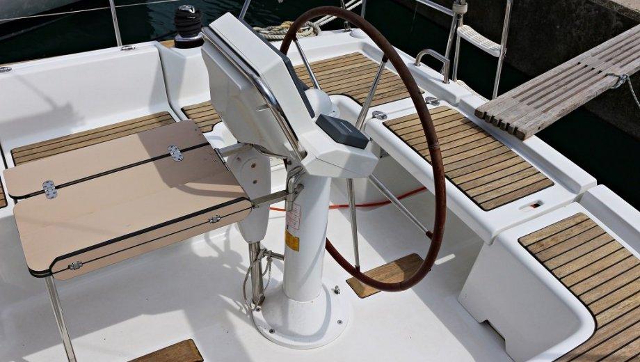 """Bavaria cruiser 36 in Göcek """"Bommie"""""""