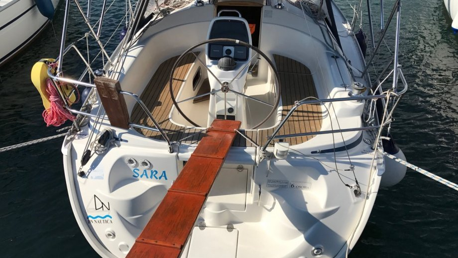 "Bavaria 30 cruiser in Punat ""Sara"""