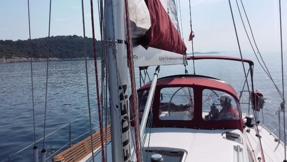 "Elan 340 in Biograd ""Echo"""