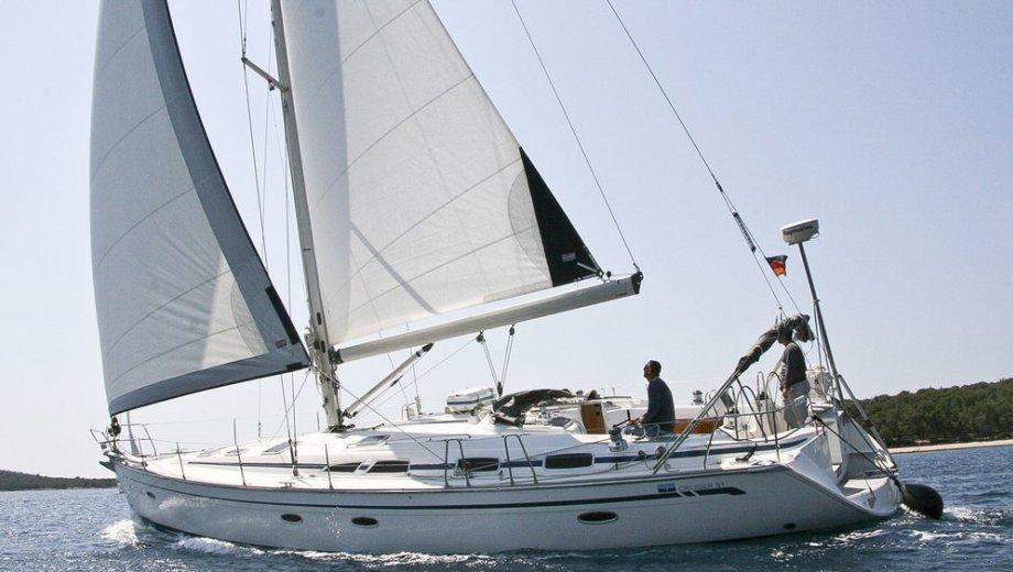 """Bavaria 51 cruiser in Pula """"Feel Free"""""""
