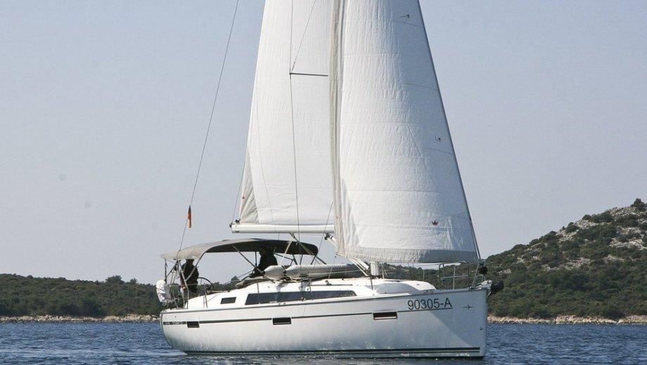 """Bavaria cruiser 37/2 in Primosten """"Swing"""""""