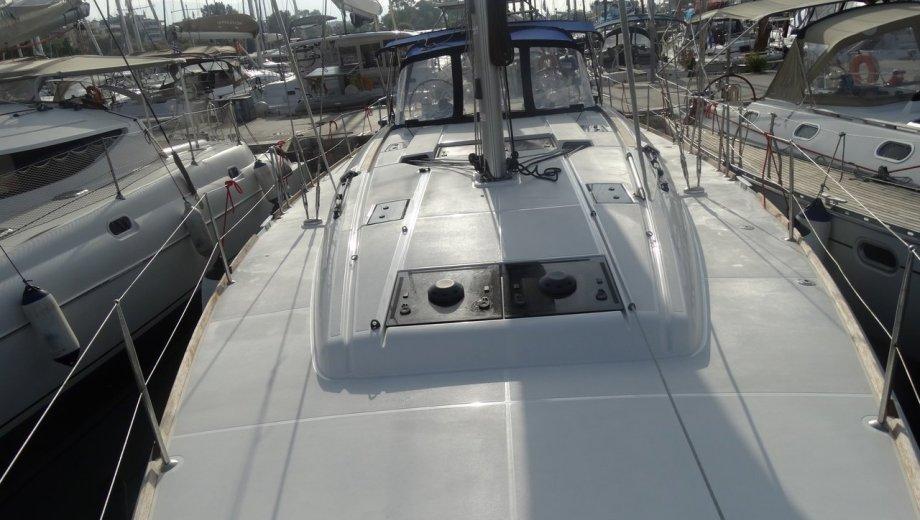 Sun Odyssey 469 in Kos