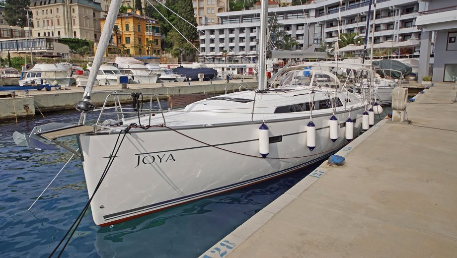 "Bavaria cruiser 46 in Split ""Joya"""