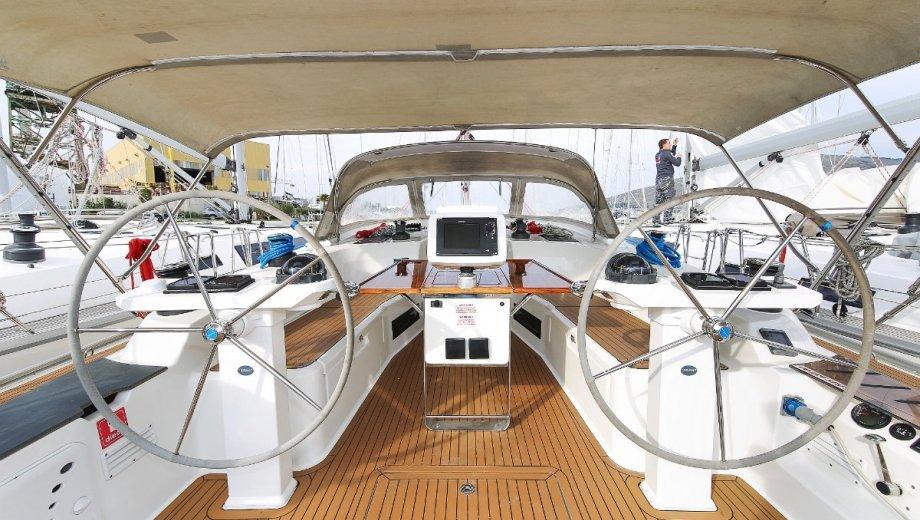"""Bavaria cruiser 50 in Lefkada """"Lea Maria"""""""