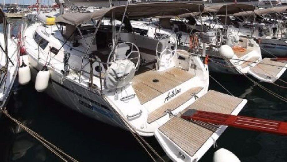 "Bavaria cruiser 41S in Biograd ""Avalon"""
