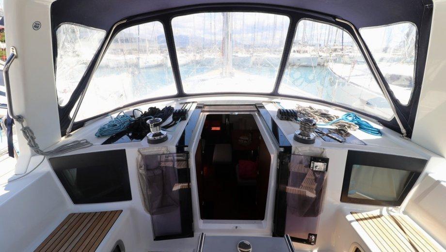 """Bavaria 46 cruiser in Fethiye """"2BiSi"""""""
