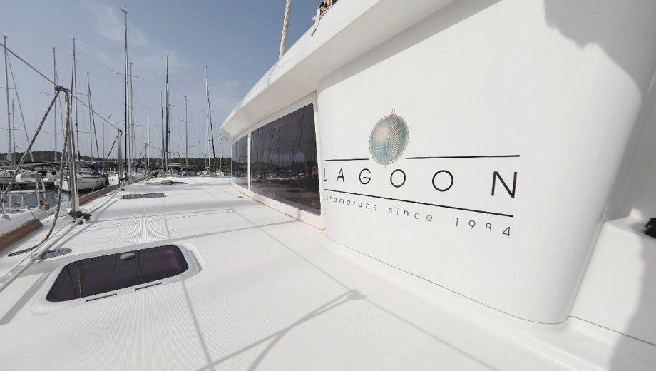 "Lagoon 400 in Vodice ""Caribbean"""