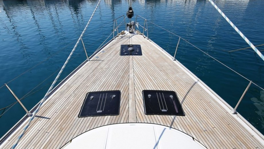 "Bavaria cruiser 56 in Lefkas ""Mandy"""