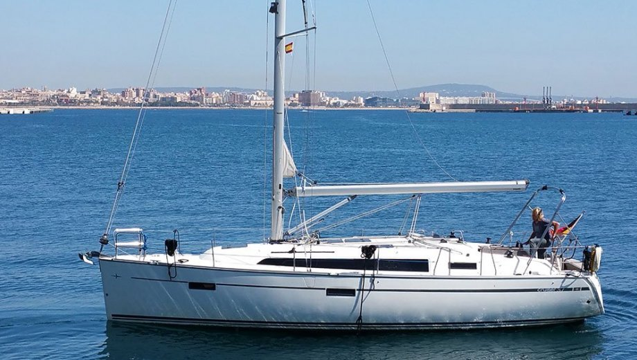 "Bavaria cruiser 37 in Palma ""Chilly Lilly"""