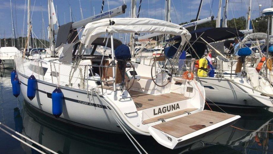 "Bavaria cruiser 41 in Vrsar ""Laguna"""