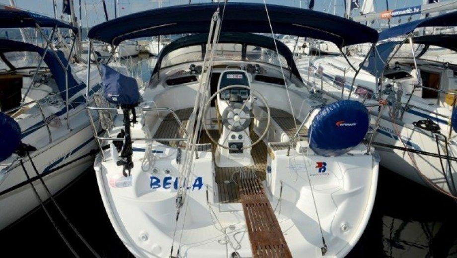 "Bavaria 37 cruiser in Biograd ""Bella"""