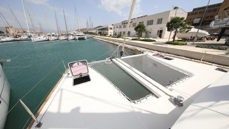 "Lagoon 400 in Trogir ""Jazz Point"""