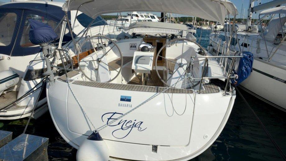 "Bavaria cruiser 37 in Biograd ""Eneja"""