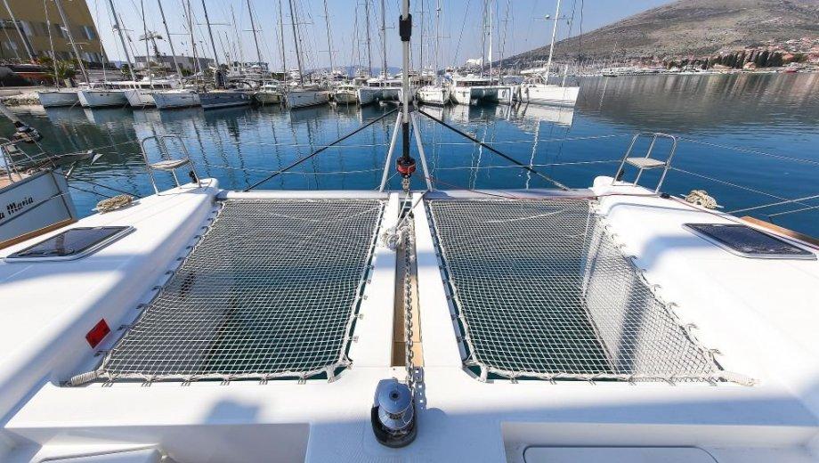 "Lagoon 450 in Trogir ""Fenadi"""