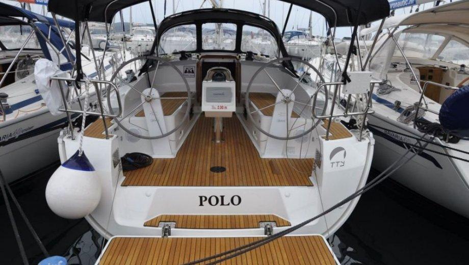 "Bavaria cruiser 37 in Biograd ""Polo"""
