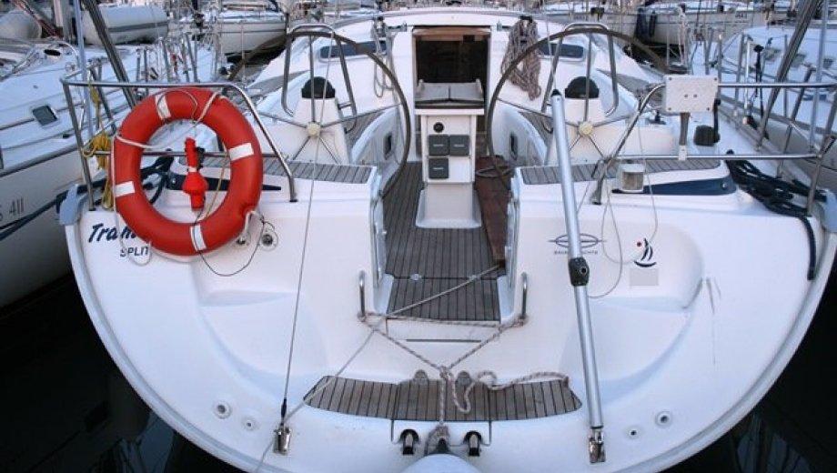 """Bavaria 46 cruiser in Trogir """"Traminac"""""""