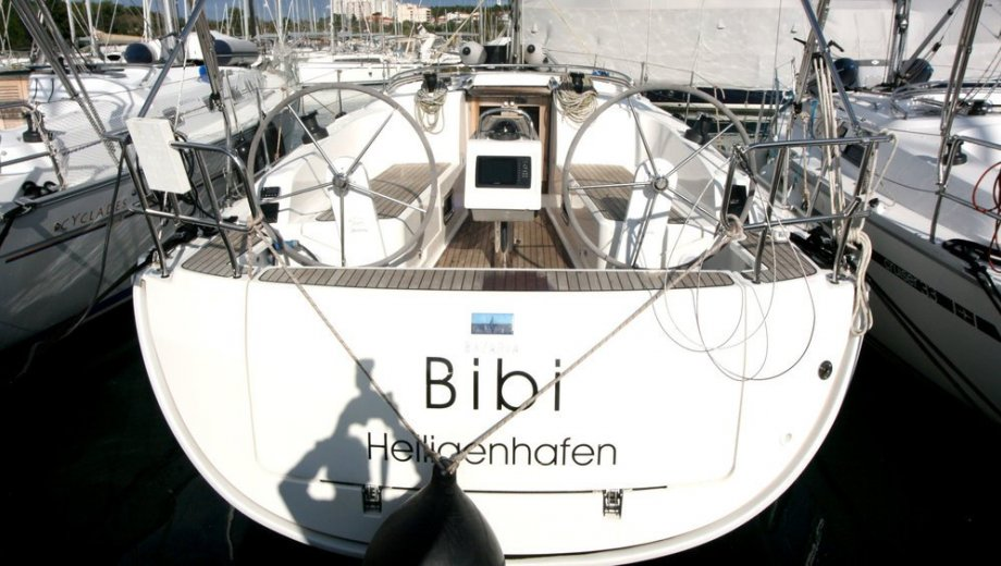 "Bavaria cruiser 37 in Pula ""Bibi"""