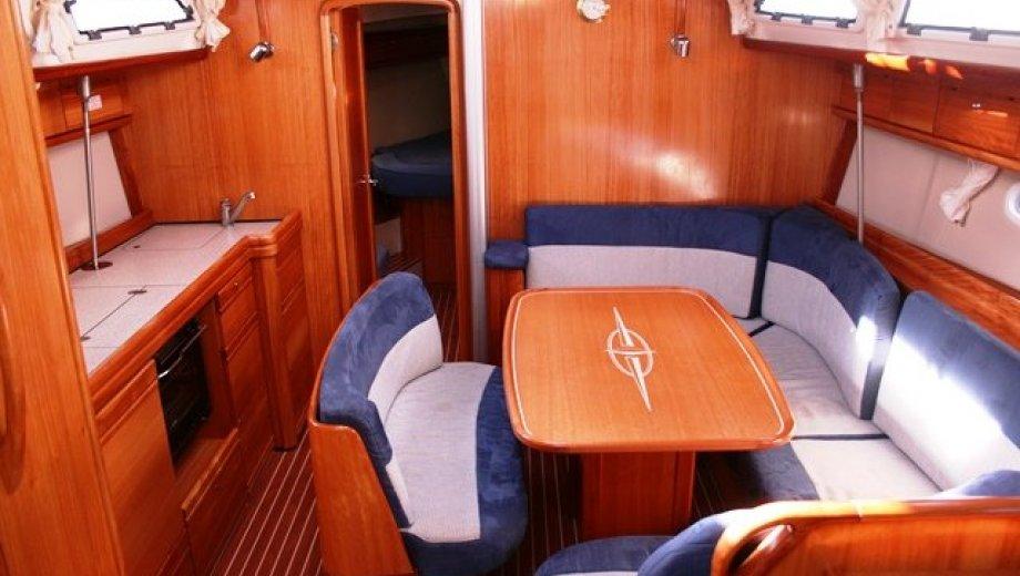 """Bavaria 40 cruiser in Trogir """"Chianti"""""""