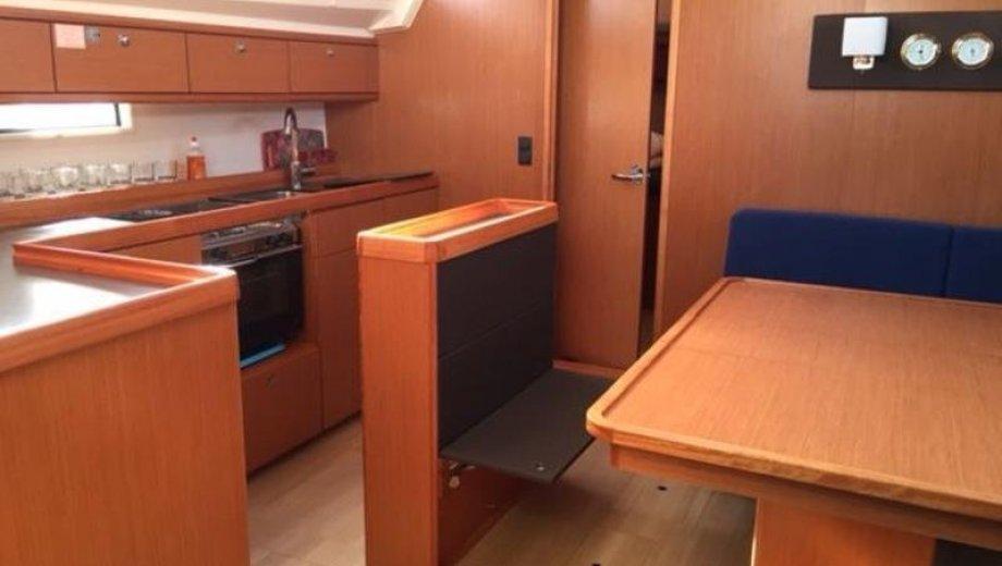 "Bavaria cruiser 46 in Pula ""Volare"""