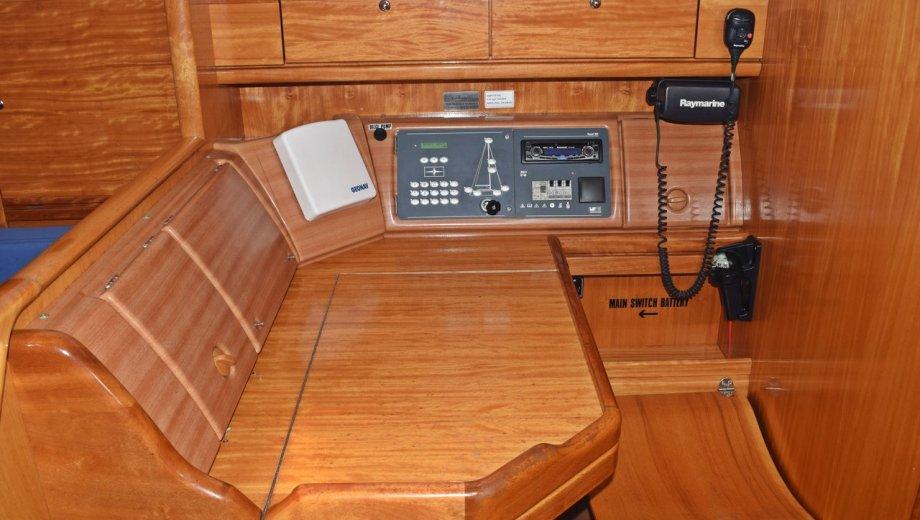Bavaria 46 cruiser in Kaštela