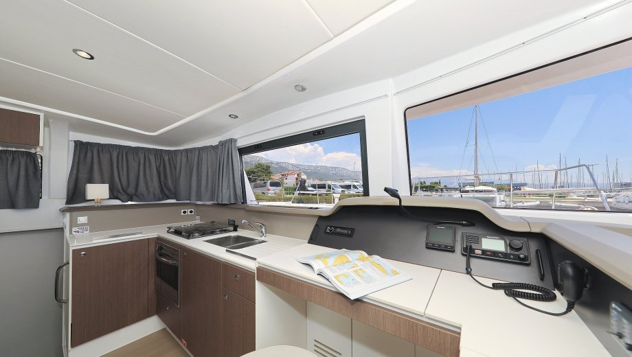 "Bavaria 46 cruiser in Fethiye ""Anna"""