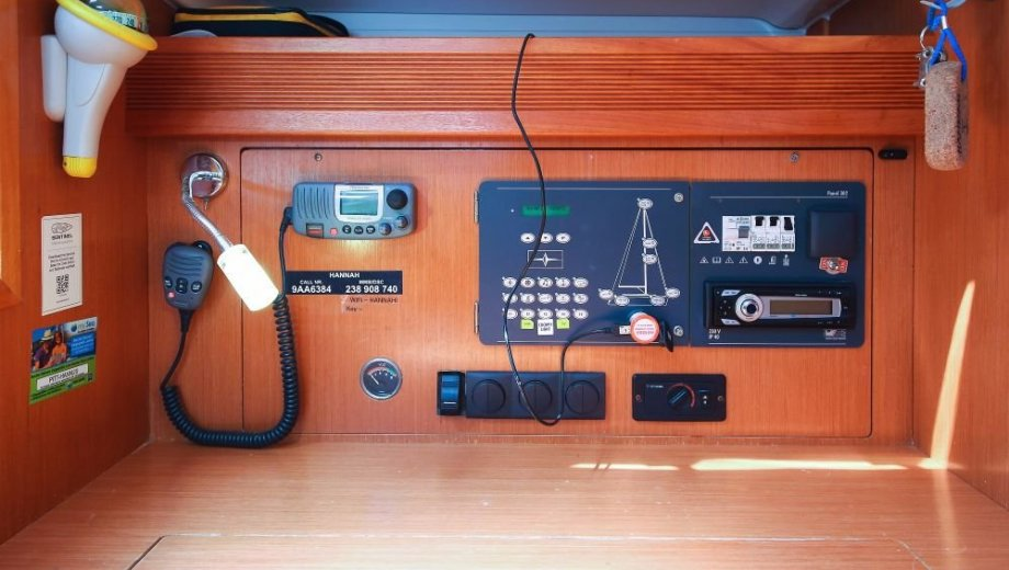 """Bavaria 51 cruiser in Pula """"Hannah I"""""""