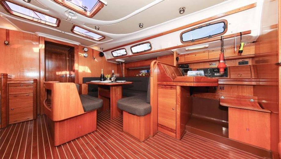 "Bavaria 46 cruiser in Pula ""Dalisa"""