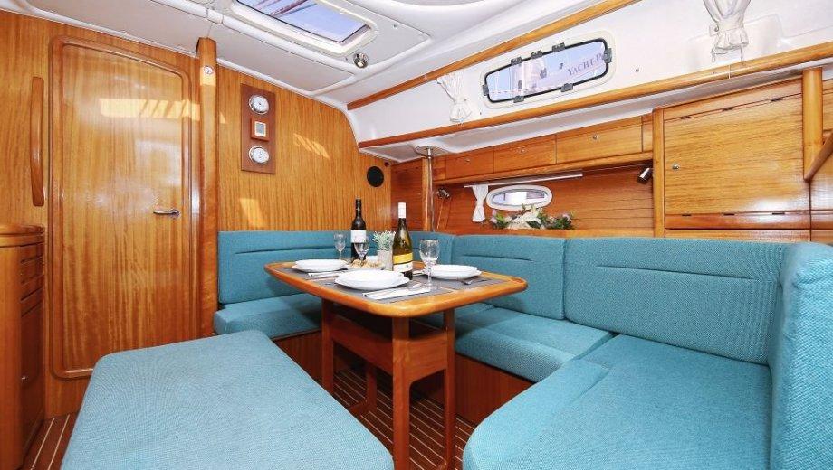 """Bavaria 39 cruiser in Biograd """"Anna Maria"""""""