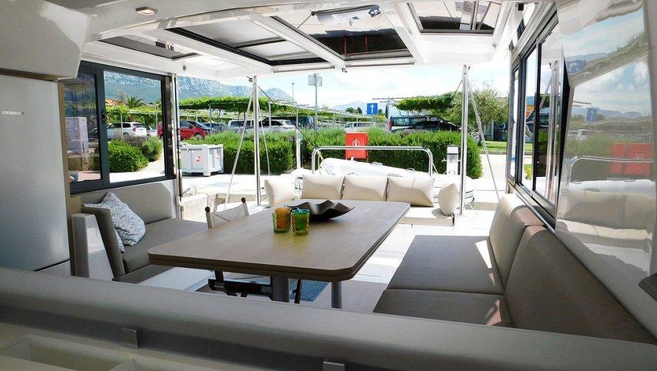 "Bali 4.1 in Kaštela ""Sea Lounge"""