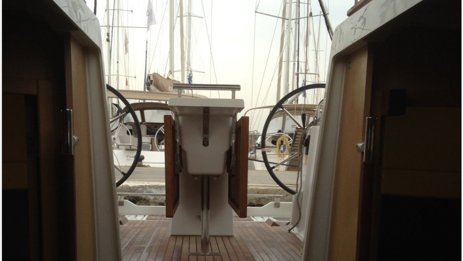 Océanis 38 in Athen