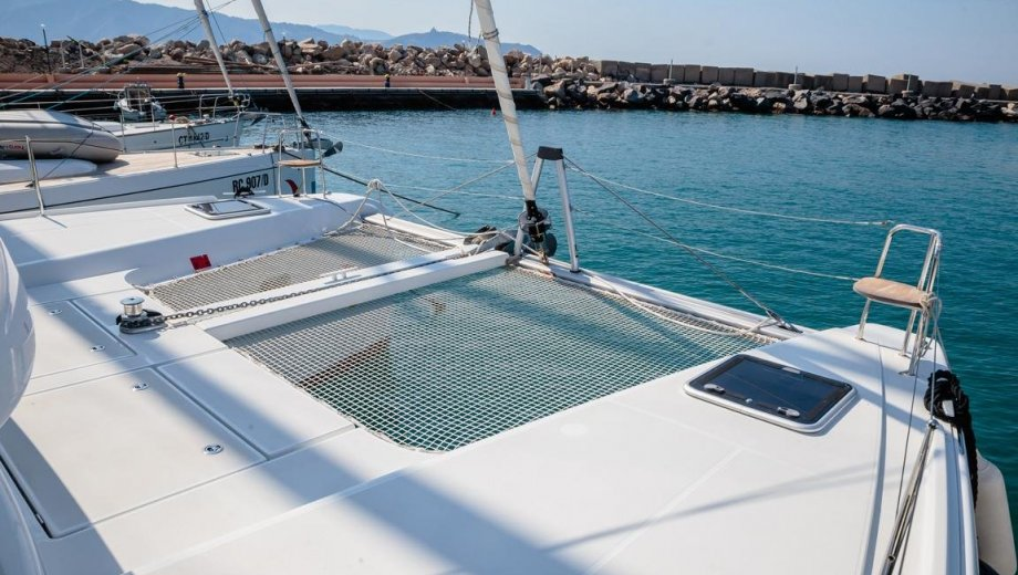 "Lagoon 42 in Salerno ""Cappero"""