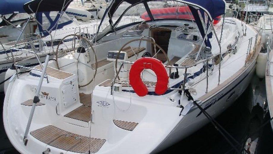 """Bavaria 50 cruiser in Kos """"Queen Rania"""""""