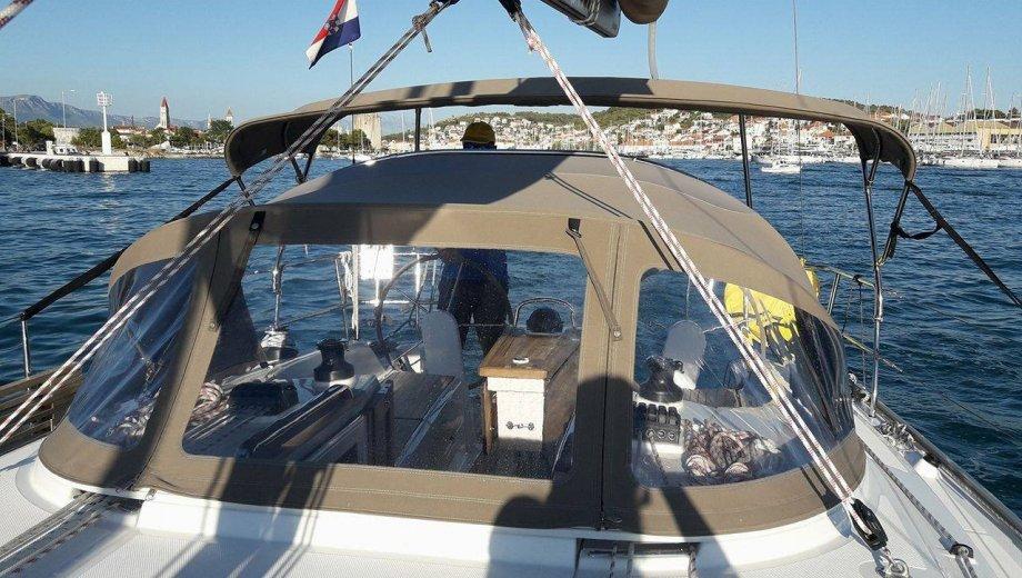 """Bavaria cruiser 34/3 in Trogir """"Valdo"""""""